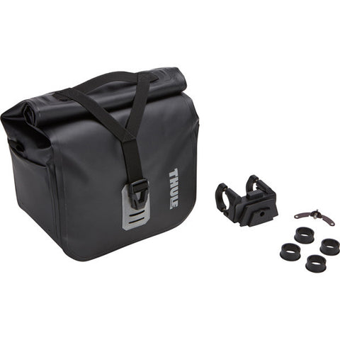 Thule-Thule - Pack'n Pedal shield handlebar bag with mount, 7.5 litre-Luggage-urban.ebikes