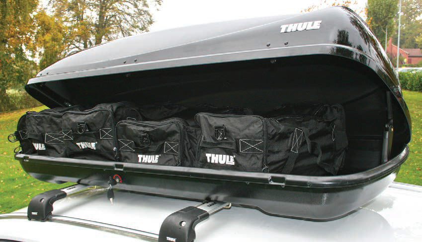 thule roof box ocean series 80 100 200 600 urban. Black Bedroom Furniture Sets. Home Design Ideas