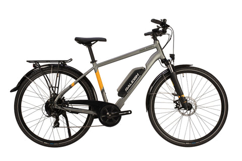 Raleigh-Raleigh Array Crossbar Electric Bike-Classic ebike-45cm Frame-urban.ebikes