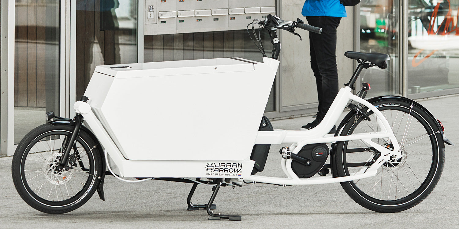 Urban Arrow-Cargo XL-Cargo eBike-Performance - 500Wh-Aluminium-urban.ebikes