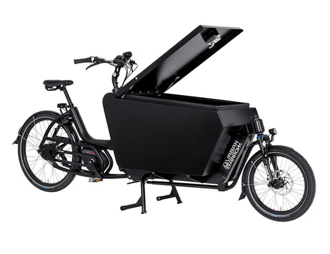 Urban Arrow-Cargo L-Cargo eBike-Performance 400Wh-Aluminium Box-urban.ebikes