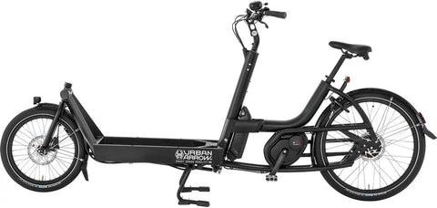 Urban Arrow-Cargo L-Cargo eBike-Performance 400Wh-Flat Bed-urban.ebikes
