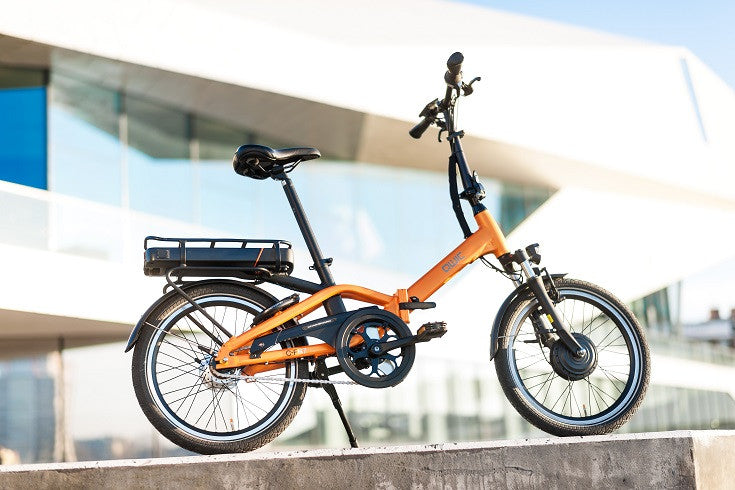 QWIC C-FN7 Folding Electric Bike