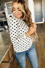 Dot & Bow Sweater