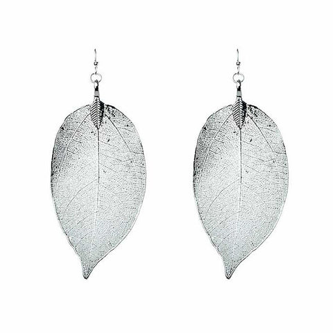 Central Park Earrings - Silver