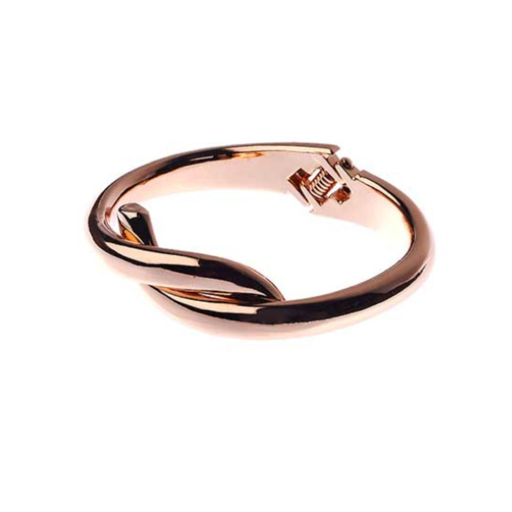 Crillon Bangle - Rose Gold