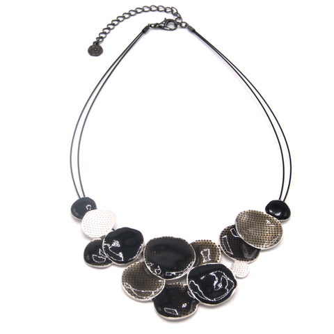 Kensington Necklace - Black