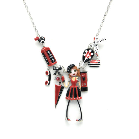 London Girl Necklace