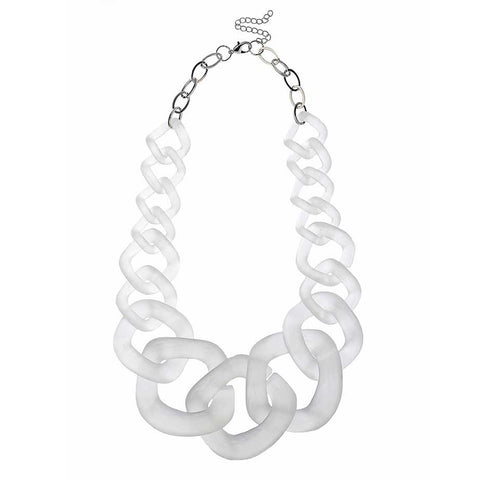 Miami Necklace - Clear