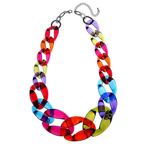 Miami Necklace - Multicolour