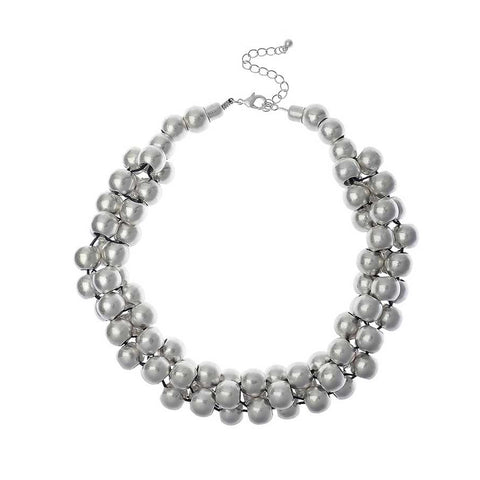 Millenium Bauble Collar Necklace
