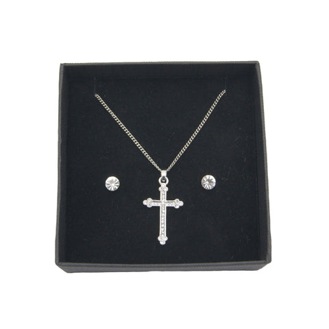 Pendant set - Cross