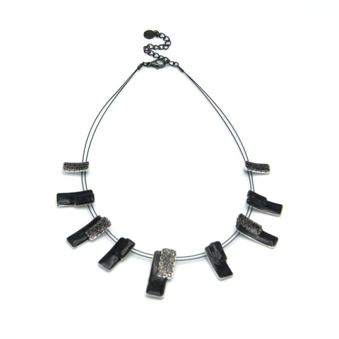 Swedish Necklace - Black