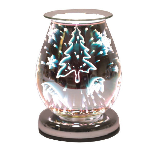 Christmas 3D Reindeer Electric Burner - Candles Sniffs & Gifts