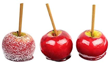 Frosted Candy Apple Squeezable Wax - Candles Sniffs & Gifts