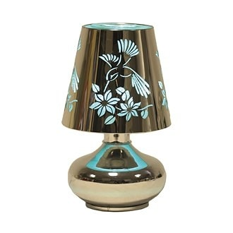 NEW Colour Changing Humming Bird Lamp Electric Wax Melt Burner - Candles Sniffs & Gifts