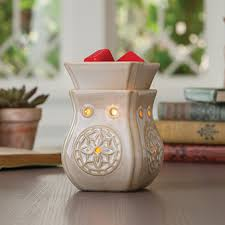 Electric Wax Melt Burner Warmer Insignia - Candles Sniffs & Gifts