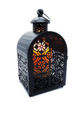 Black Cage Electric Candle Warmer Lantern Lamp 35w - Candles Sniffs & Gifts