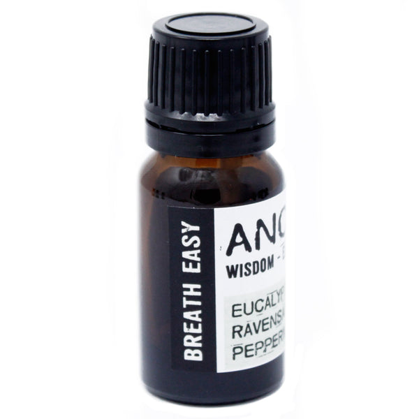 Breath Easy Essential Oil For Aromatherapy Necklace - Candles Sniffs & Gifts