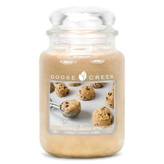 Cookie Dough Bites Goose Creek 24oz Large Candle Jar - Candles Sniffs & Gifts