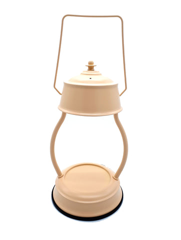 Cream Electric Candle Warmer Lantern Lamp 35w - Candles Sniffs & Gifts