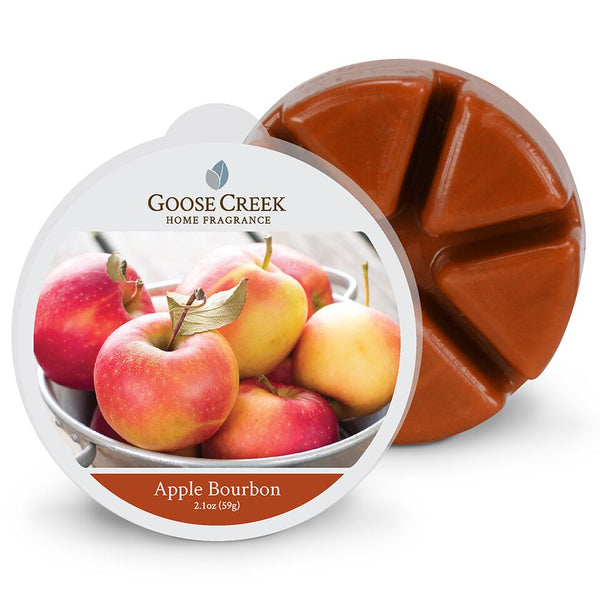 Apple Bourbon Goose Creek Scented Wax Melts - Candles Sniffs & Gifts