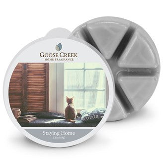 Staying At Home Goose Creek Scented Wax Melts - Candles Sniffs & Gifts