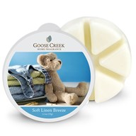 Soft Linen Breeze Goose Creek Scented Wax Melts - Candles Sniffs & Gifts
