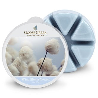 Wind Blown Goose Creek Scented Wax Melts - Candles Sniffs & Gifts