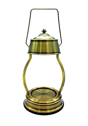 Wholesale Antique Gold Electric Candle Warmer Lamp 35w - Candles Sniffs & Gifts