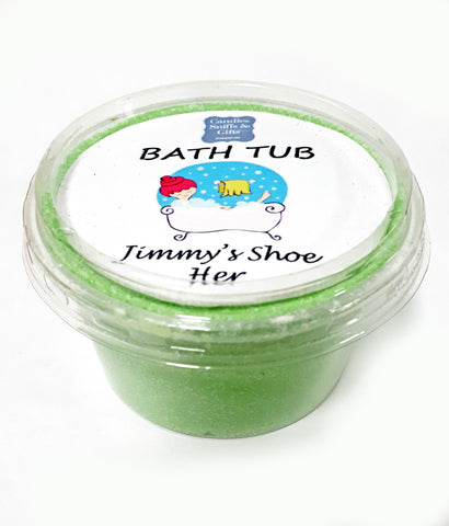 Handmade Bath Bomb Tub Jimmy's Shoe Her - Candles Sniffs & Gifts
