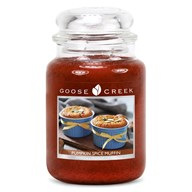 Pumpkin Spice Muffin Goose Creek 24oz Large Candle Jar - Candles Sniffs & Gifts