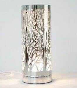 Silver Tree Touch Sensitive Electric Burner - Candles Sniffs & Gifts