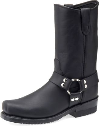 "DOUBLE-H - Men's 10"" Domestic Harness Boot - 4008"