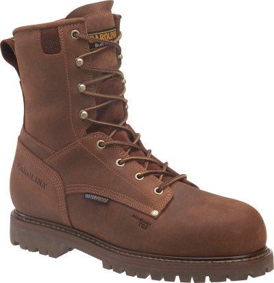 CAROLINA -  WATERPROOF 800G INSULATED GRIZZLY BOOT  - CA9028