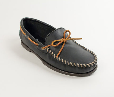 Minnetonka -CAMP MOC BLACK - 749