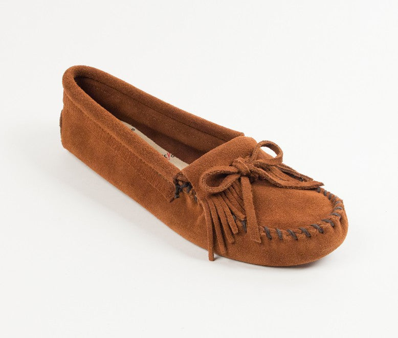 Minnetonka - KILTY SOFTSOLE BROWN - 102