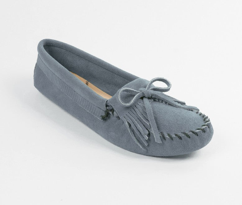 Minnetonka - KILTY SOFTSOLE STORM BLUE- 109