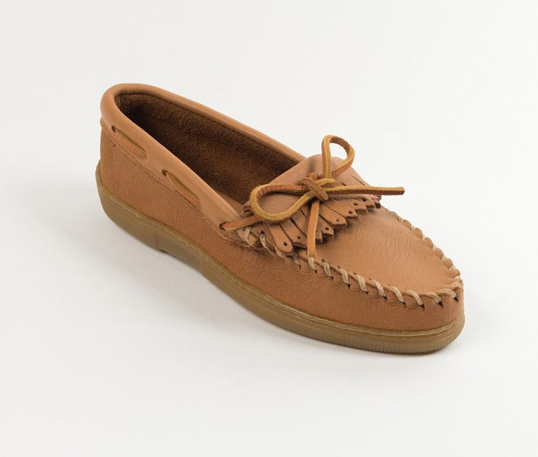 Minnetonka - MOOSEHIDE KILTY NATURAL - 390