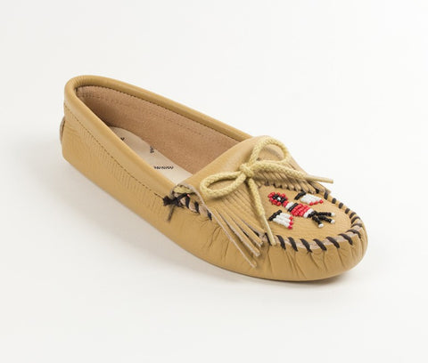 Minnetonka - THUNDERBIRD SOFTSOLE NATURAL - 156
