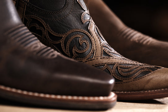 Men's Western Boot Collection