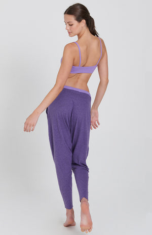 Retreat Pant in Purple Rain