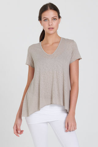 Dynamic Tee in Neutral NEW!!!