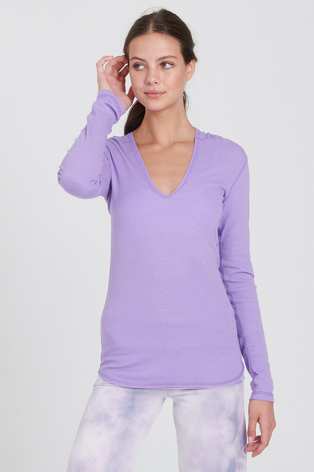Essential Hoodie in Purple Rain Back in Stock!