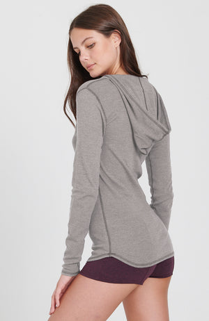 Essential Hoodie in Neutral