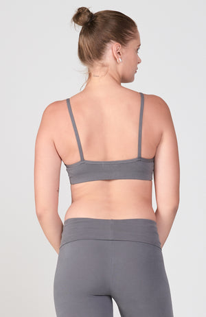Asana Bra in Sterling