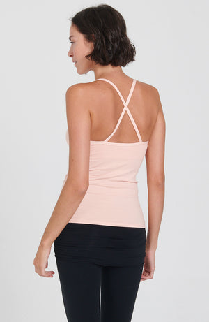 Practice Cami in Peachy