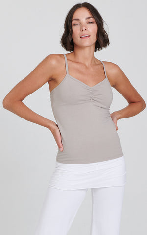 Practice Cami in Neutral