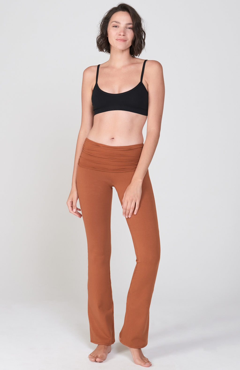 Bootcut Flare Practice Pant