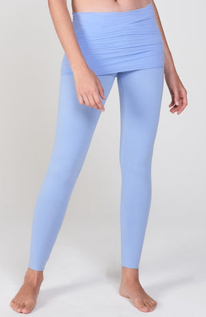 Nomad Legging in Blue Moon